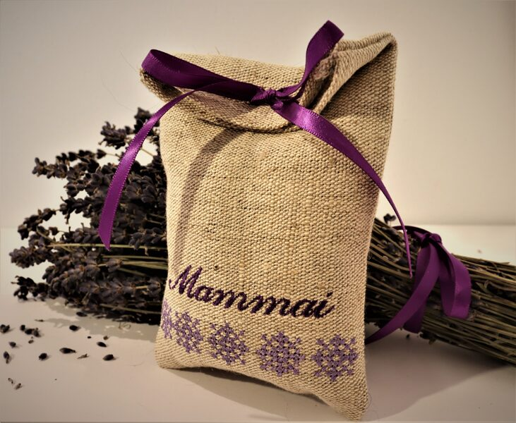 Personalized lavender pillows